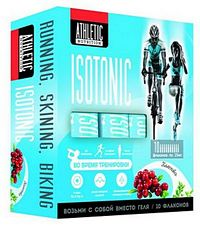 Isotonic Athletic Nutrition 10 флаконов по 25 мл
