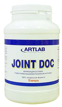 Средство для суставов Joint Doc Artlab 72 капсулы