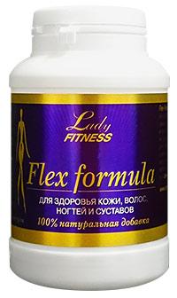 Средство для суставов Flex Formula LadyFitness, 72 капсулы
