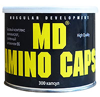 ������������ MD Amino Caps 300 ������
