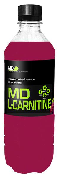 Спортивный напиток L-карнитин MD - Виноград 500 мл