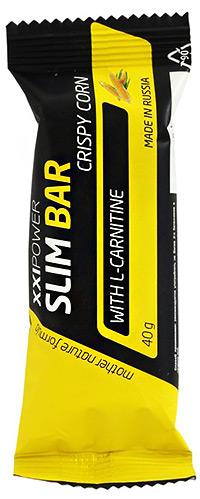 Протеиновый батончик с карнитином Slim Bar XXI Power 40 грамм