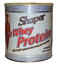 Сывороточный протеин Shaper WHEY PROTEIN 750 грамм