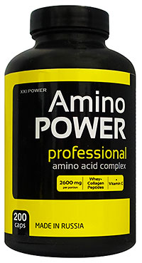 ������������ Amino Power XXI Power 200 ������
