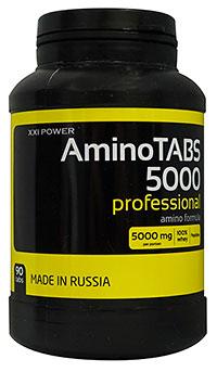 ������������ Amino Tabs 5000 XXI Power 90 ��������