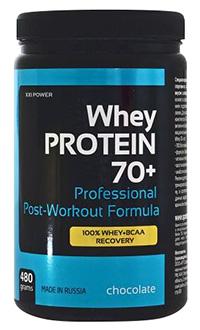 Whey Protein 70+ 480 грамм