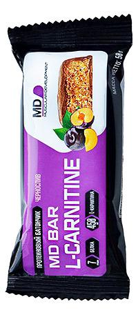 Протеиновый батончик с карнитином MD Bar L-Carnitine 50 грамм