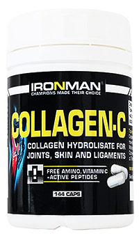 Коллаген-С IRONMAN 144 капсулы