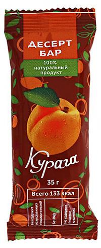 Батончик Десерт Бар XXI Power Курага 35 грамм