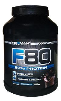 Протеин F80 IRONMAN 2 кг