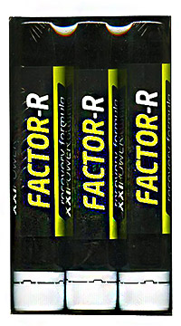 Фактор восстановления XXI Power с лимонником - 9 флаконов по 25 мл