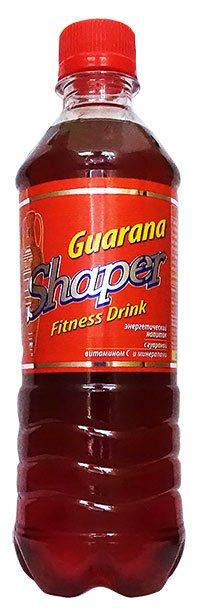 Спортивный напиток Fitness Drink Guarana Shaper  500 мл