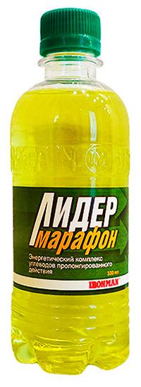 Спортивный напиток Лидер Марафон IRONMAN 330 мл