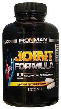 Средство для суставов Joint Formula IRONMAN 100 капсул