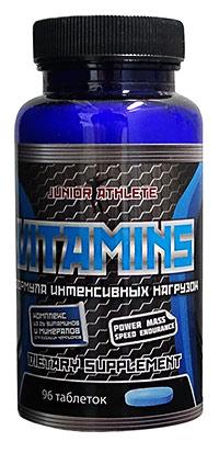 Витамины Junior 96 таблеток