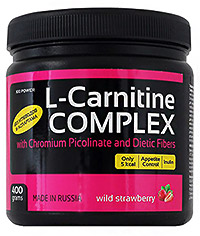 Жиросжигатель L-Carnitine Complex XXI Power 400 грамм