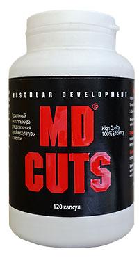 Жиросжигатель MD Cuts 120 капсул
