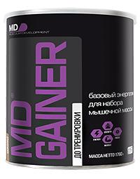 Высокоуглеводный гейнер MD Gainer 1,76 кг