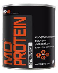 Протеиновый коктейль MD PROTEIN 1,38 кг