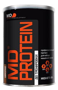 Протеиновый коктейль MD PROTEIN 0,45 кг