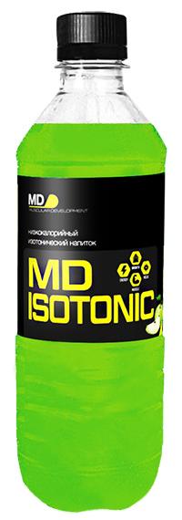 Спортивный напиток изотонический MD - Яблоко, 500 мл