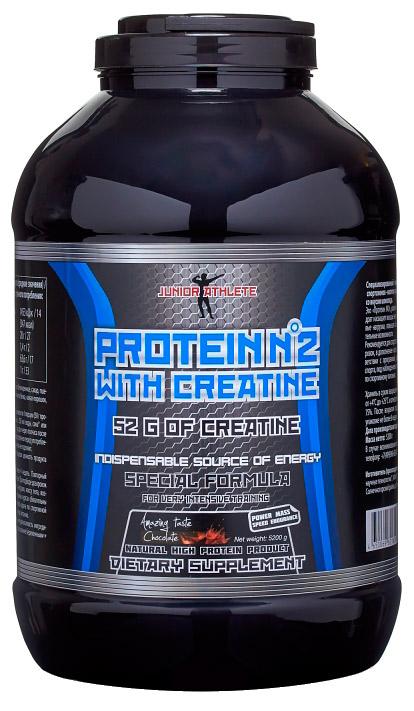Протеин №2 с креатином Junior 5,2 кг