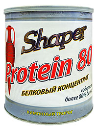 Протеиновая смесь Protein 80 Shaper 800 грамм