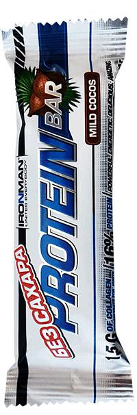Протеиновый батончик Protein Bar IRONMAN без сахара 50 грамм
