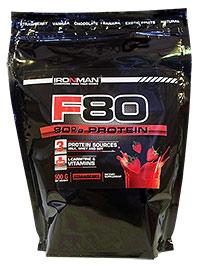 Протеин F80 IRONMAN 0,5 кг