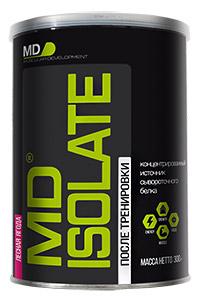 Сывороточный протеин MD ISOLATE 0,3 кг