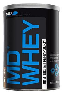 Протеин MD WHEY 0,3 кг