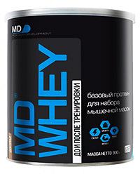 Протеин MD WHEY 0,9 кг