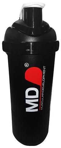 Шейкер для коктейля MD 0,7 л