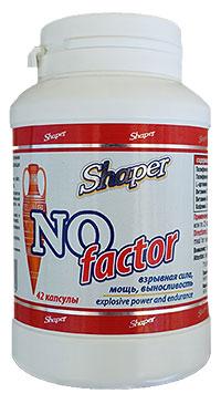 NO Factor Shaper 42 капсулы