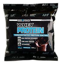 62% сывороточный протеин IRONMAN 0,5 кг