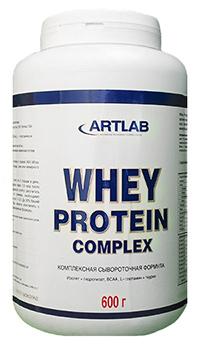 Сывороточный протеин Whey Protein Complex Artlab 600 грамм