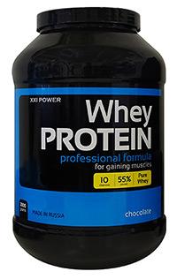 Сывороточный протеин XXI Power 3 кг