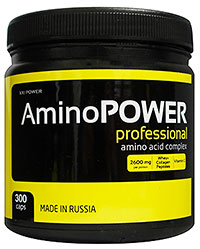 Аминокислоты Amino Power XXI Power 300 капсул
