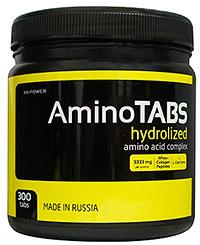 Аминокислоты Амино Tabs XXI Power 300 таблеток