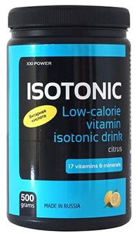 Сухой спортивный напиток Isotonic XXI Power 0,5 кг