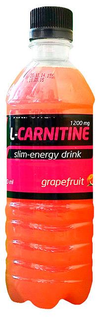 Спортивный напиток L-карнитин XXI Power без газа - Грейпфрут, 500 мл