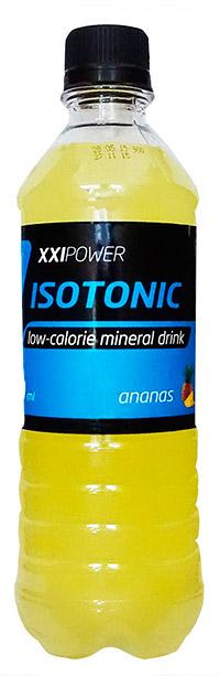 Спортивный напиток изотонический XXI Power - Ананас, 500 мл
