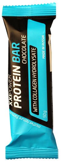Протеиновый батончик Protein Bar XXI Power 50 грамм, 18% белка