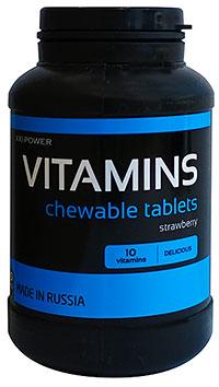 Витамины XXI Power 90 жевательных таблеток